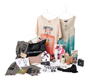 Goodiebag-Grazia-Magazine